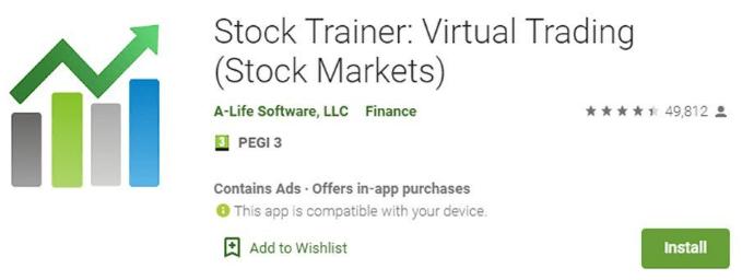 Stock trainer