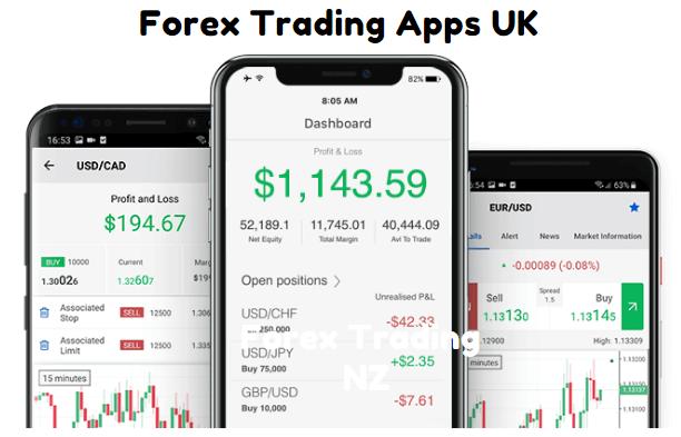 forex trading app uk