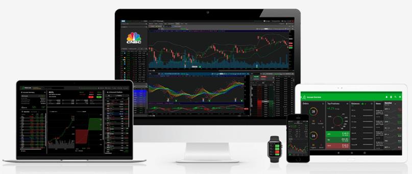 trading platforms UK